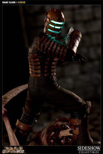200185 press10 001 Sideshow Collectibles Dead Space Isaac Clarke Statue is Gruesome and Gorgeous