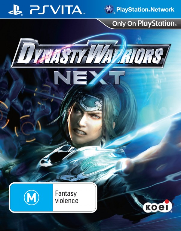 Download Dynasty Warriors Next Ps vita