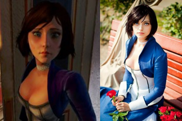 Elizabeth SbXSb 600x400 Fanatical Five: Top 5 Female Cosplay