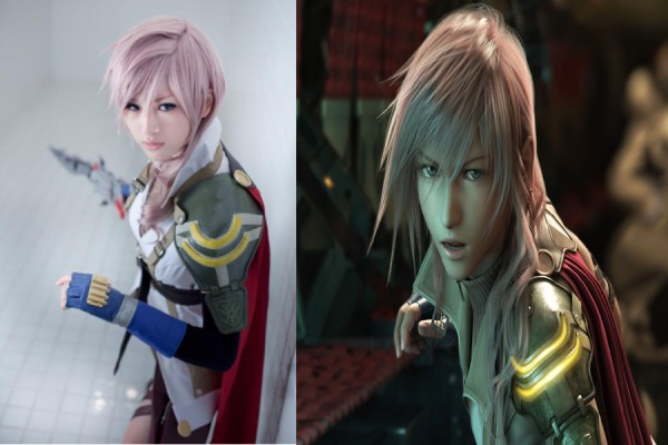 Lightning SBXSB 600x400 Fanatical Five: Top 5 Female Cosplay