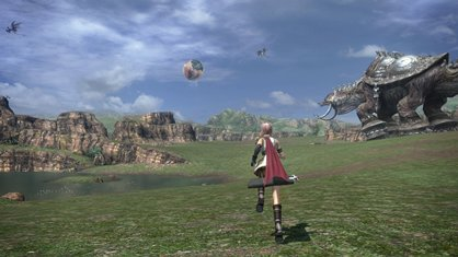 FFXIII Field article image1 How We Get Around Our RPGs