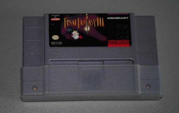 final fantasy iii for super nintendo snes 600x379 Star Wars: The Old Republic   An RPG veteran and MMO novices impressions