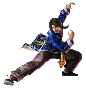 lei wulong 300x310 Capcom Reveals New Characters For PS Vita & DLC for Street Fighter X Tekken