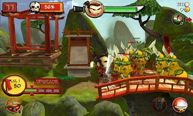 Samurai-Vs-Zombie-Defense-gamplay