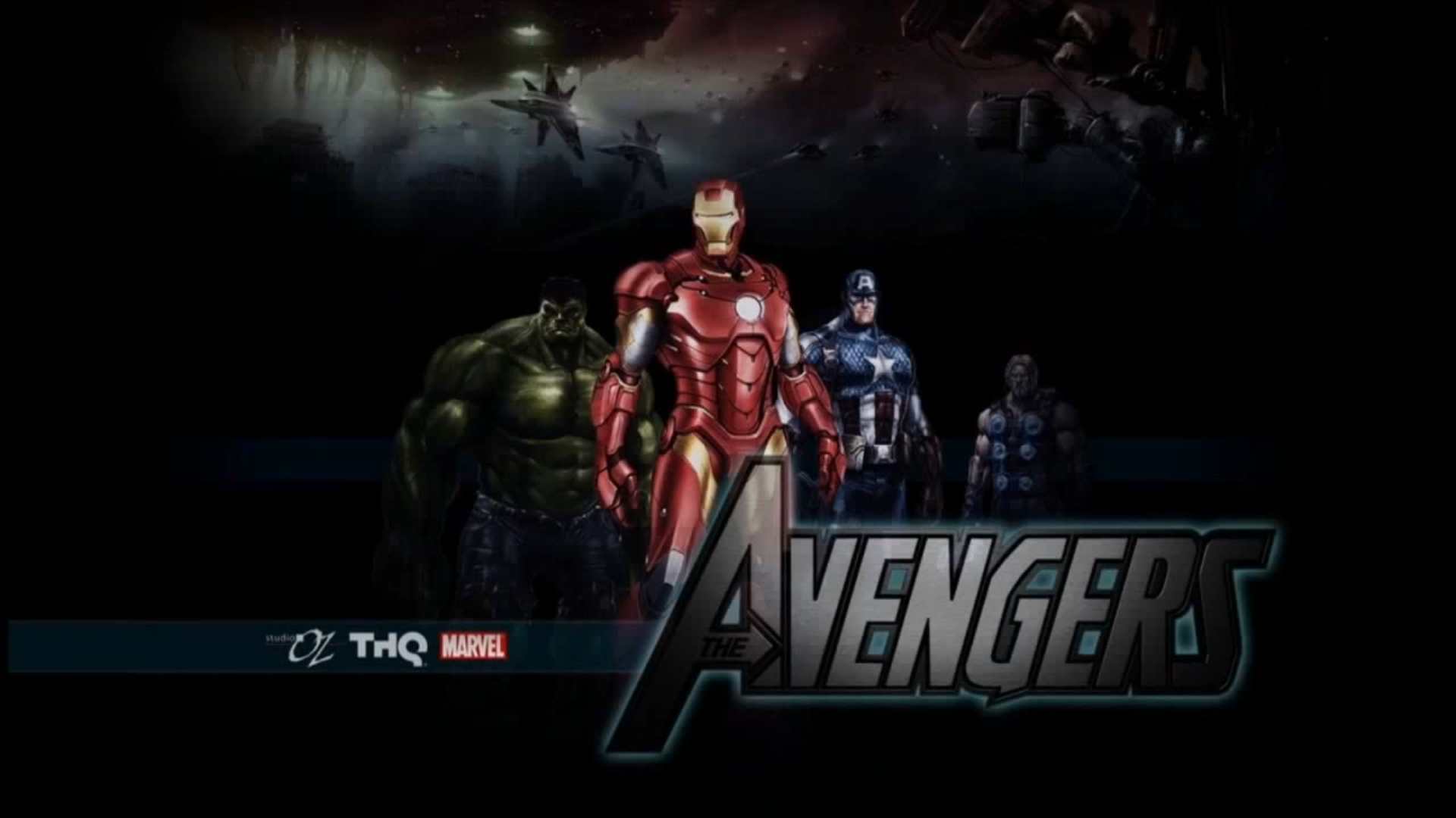 THQ Avengers Game