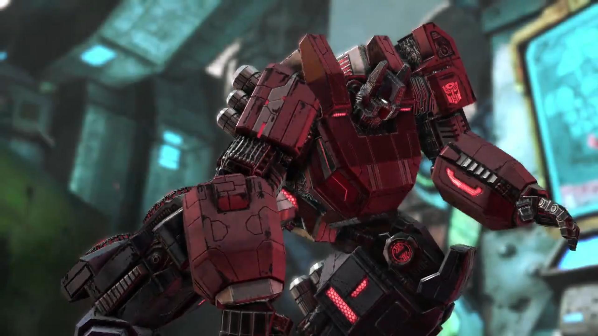 Transformers Fall of Cybertron Screen 1