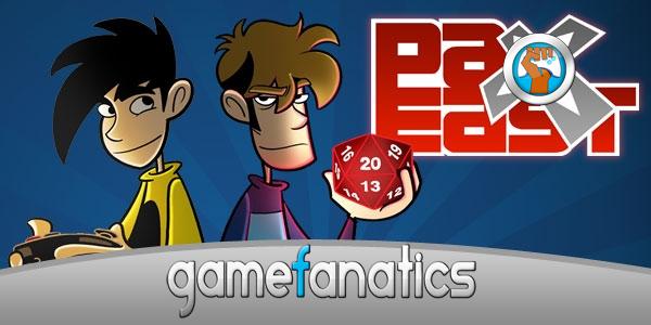 gamefanatics PAX East