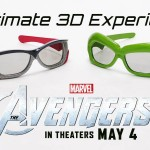 image001 150x150 RealD 3D Presents Marvels The Avengers Collectors Edition 3D Glasses