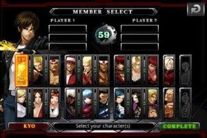 kof android 1 300x200 SNK Playmore Releases King Of Fighters Android for G Gee