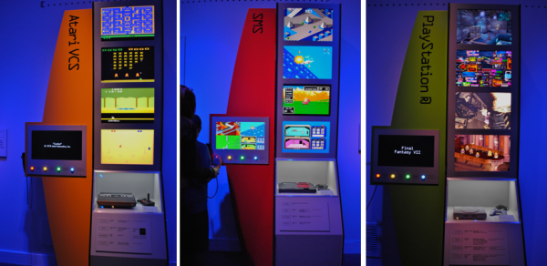 main 600x292 The Art of Video Games Exhibit Opening Weekend!