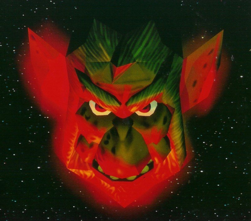 Andross (Star Fox 64)