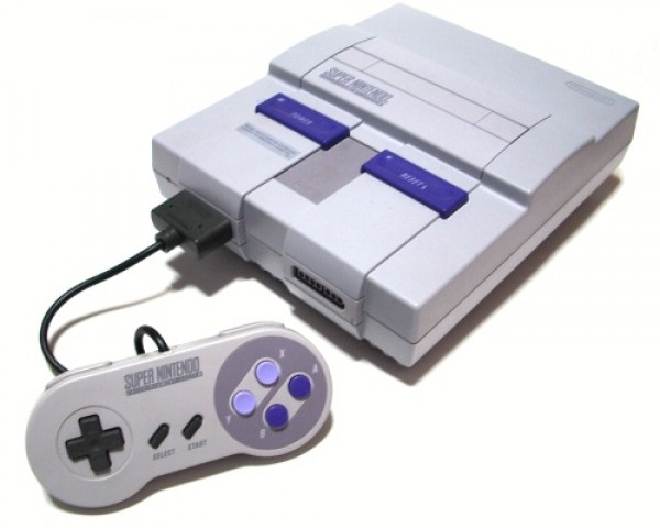 Nintendo-SNES