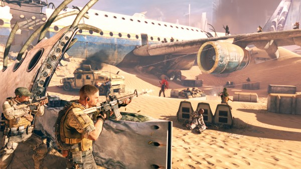 SOTL PAX Screenshots 1 600x337 PAX East   Spec Ops: The Line Isnt Your Run Of The Mill Shooter