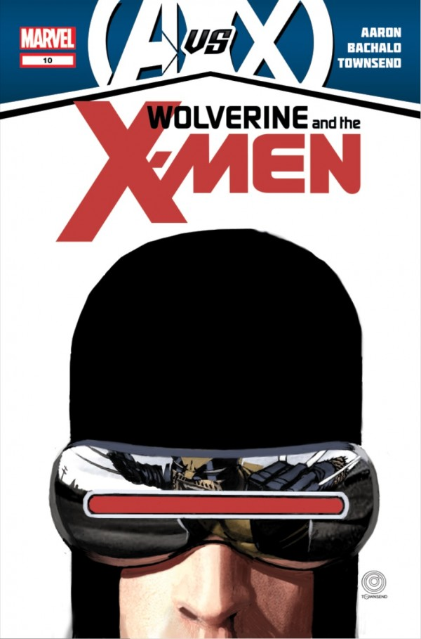 WolverineAndTheXMen 10 Cover 600x909 The Comic Fanatic: Week of 5/9   Avengers, Mind the Gap, Avengers VS X Men, Wolverine and the X Men, Uncanny X Force
