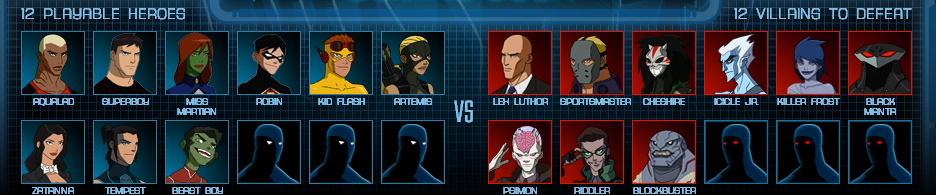 So There IS A Justice League Game In The WorksSort Of O