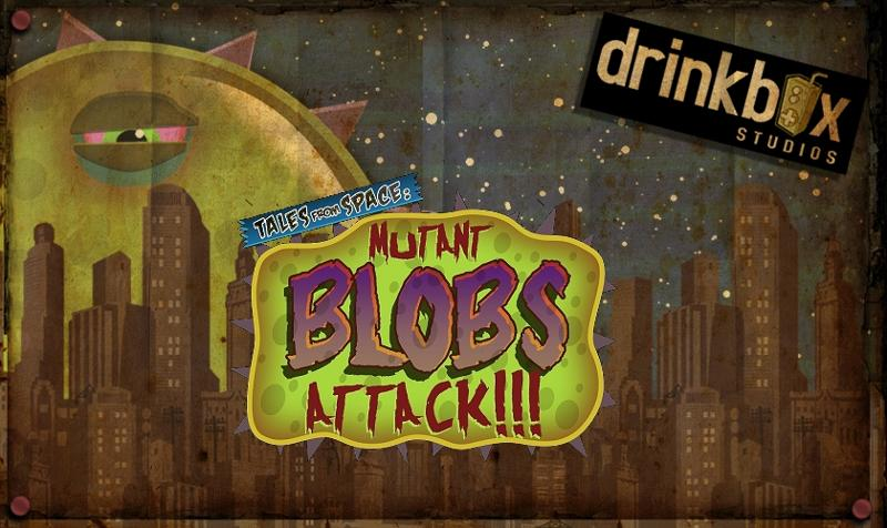 mutant blobs attack cover