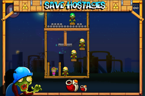 mza 6579967634075860856.320x480 75 FREE GAME ALERT   Bomb The Zombies Now Available