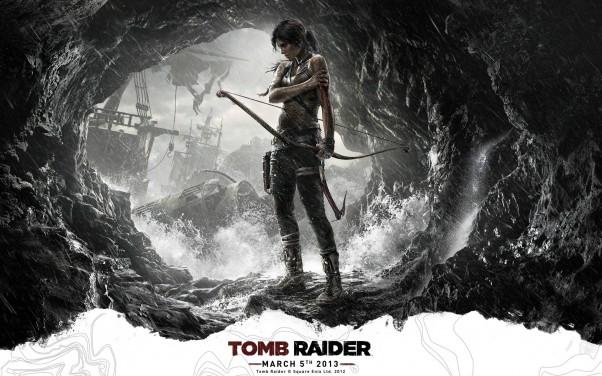 Tomb Raider Art