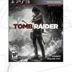 Tomb Raider Box Art PS3