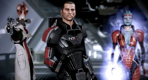 Mass Effect 3 Will Release For Wii U With Console November 18th