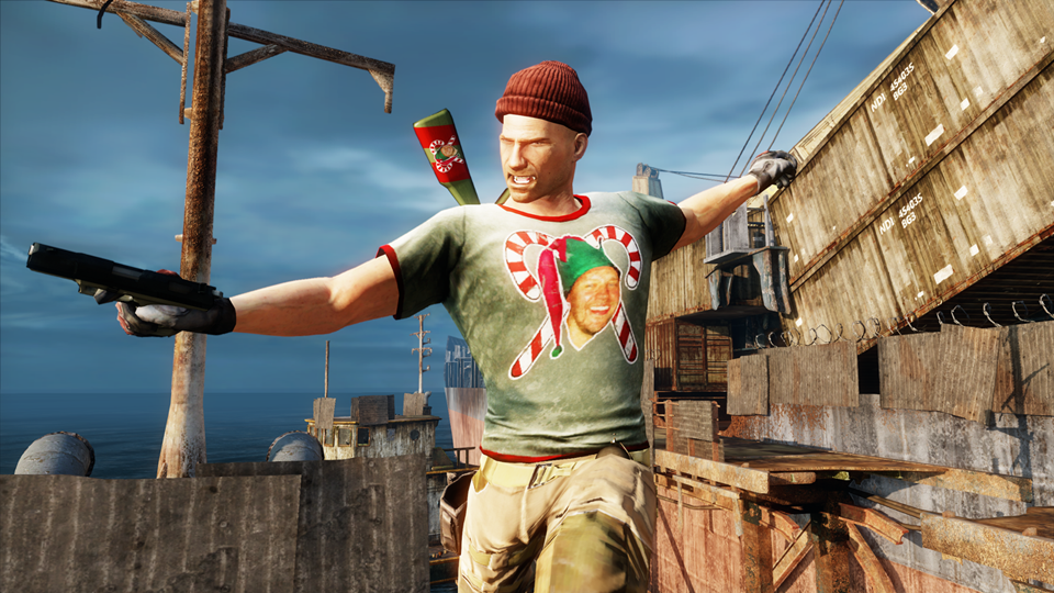 Uncharted 3 Receives a Festive Update For the Holidays