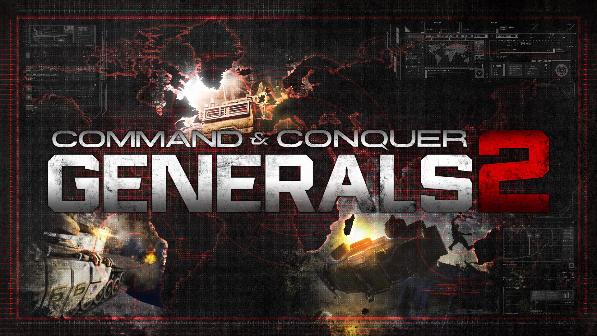 C&c Generals 2 - General Discussion - Official Command & Conquer ...