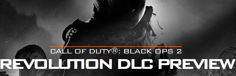 Call of Duty: Black Ops 2 Revolution DLC Trailer