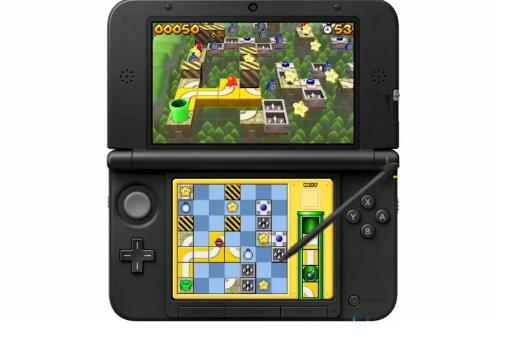 """Mario and Donkey Kong: Minis on the Move is coming """"soon"""" to 3DS. Features multiple modes, unlockable levels and content."""
