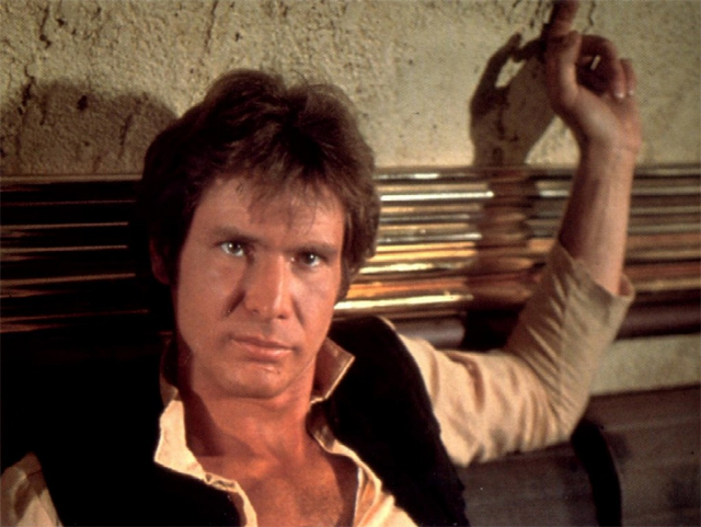 Star Wars Episode VII To Have Harrison Ford Reprise Han Solo