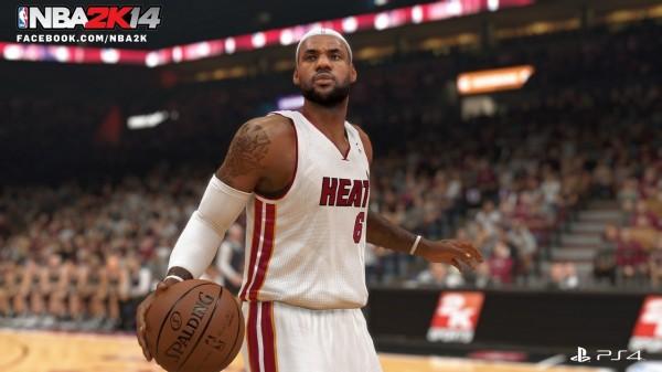 NBA 2K14 Next Gen PS4