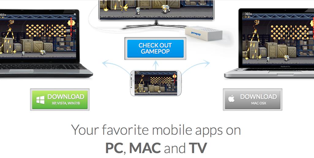 BlueStacks Brings Mobile Gaming to PC, MAC and TV.