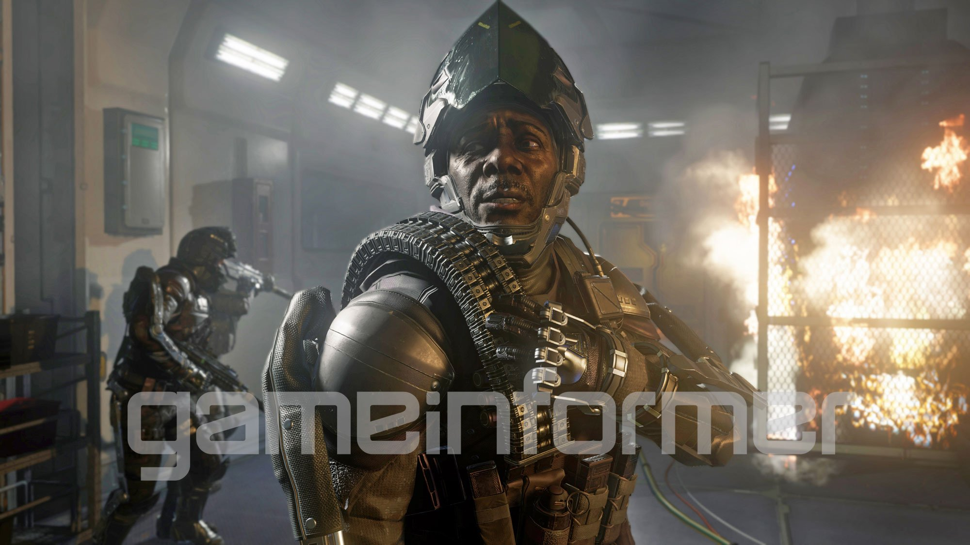 Sledgehammer's Call of Duty: Advanced Warfare (2014)