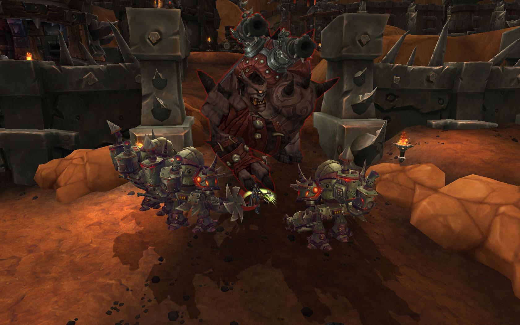 World of Warcraft Warlords of Draenor   Stumbling Blocks