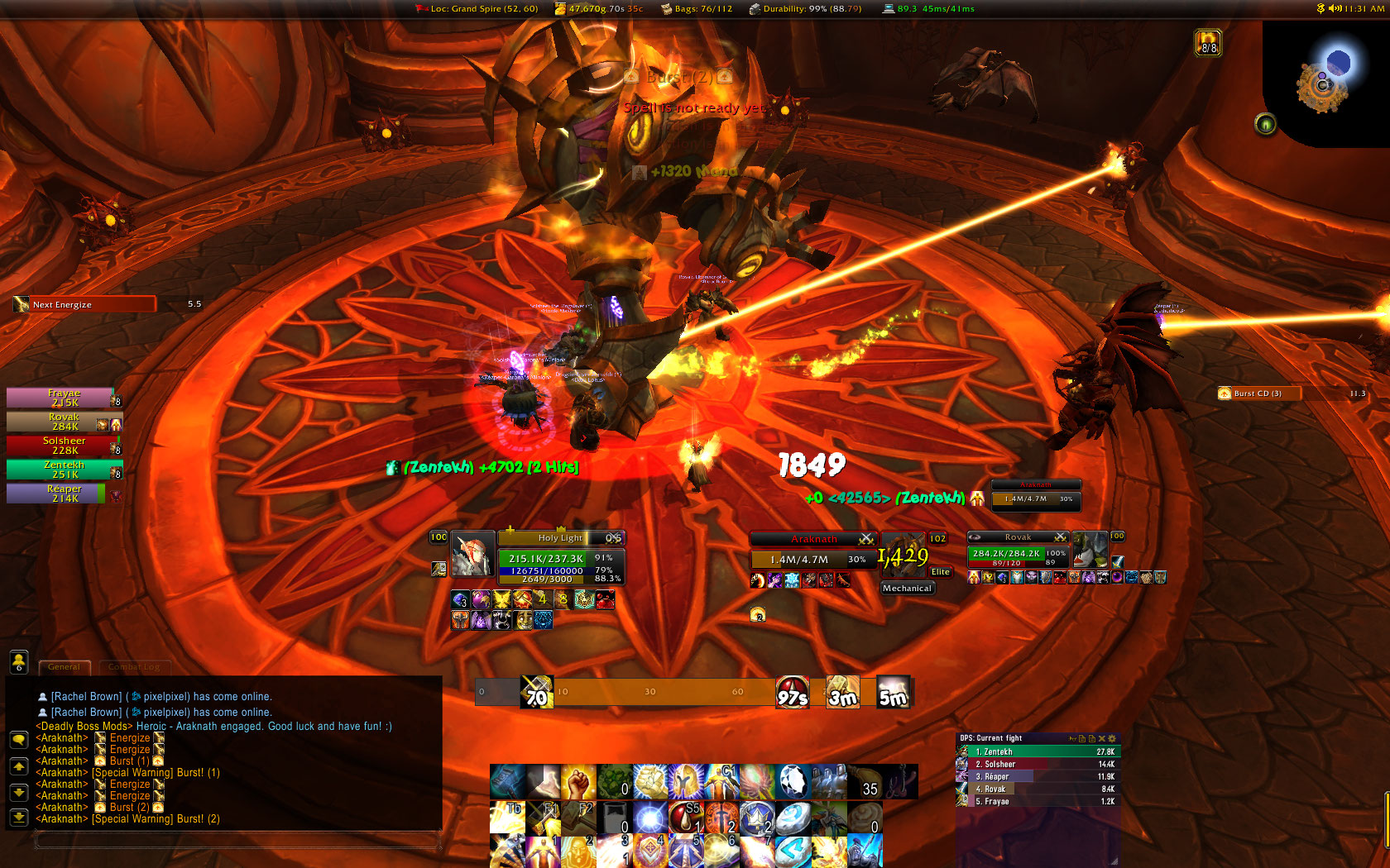 World of Warcraft Warlords of Draenor   Enter The Dungeon