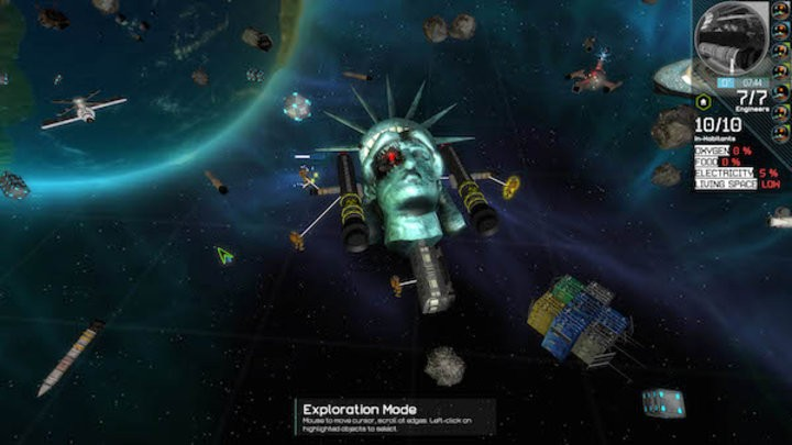 Habitat: A Thousand Generations In Orbit is a Space Sim That's Out ...