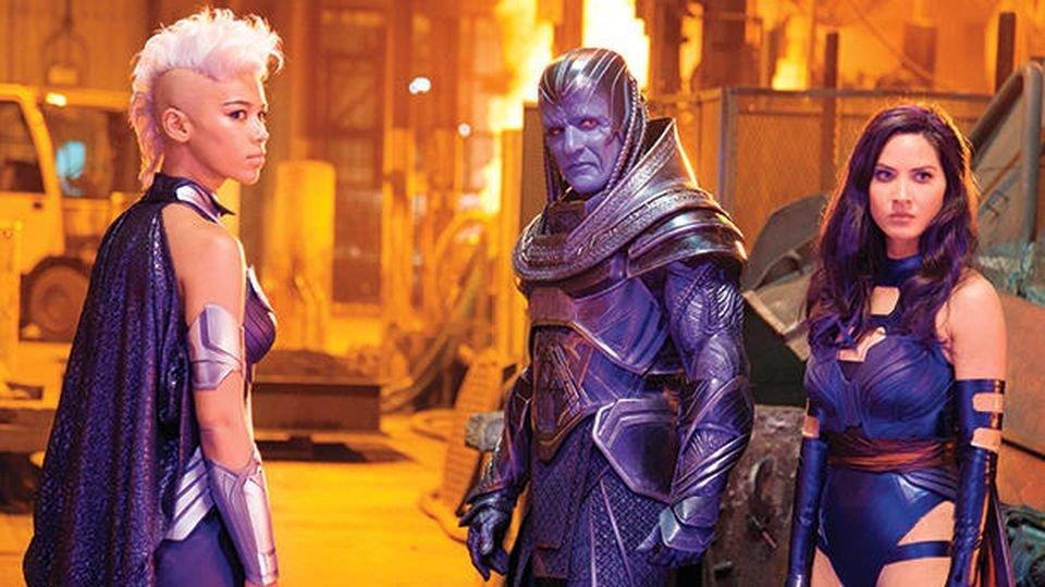 X-Men: Apocalypse Storm Psylocke