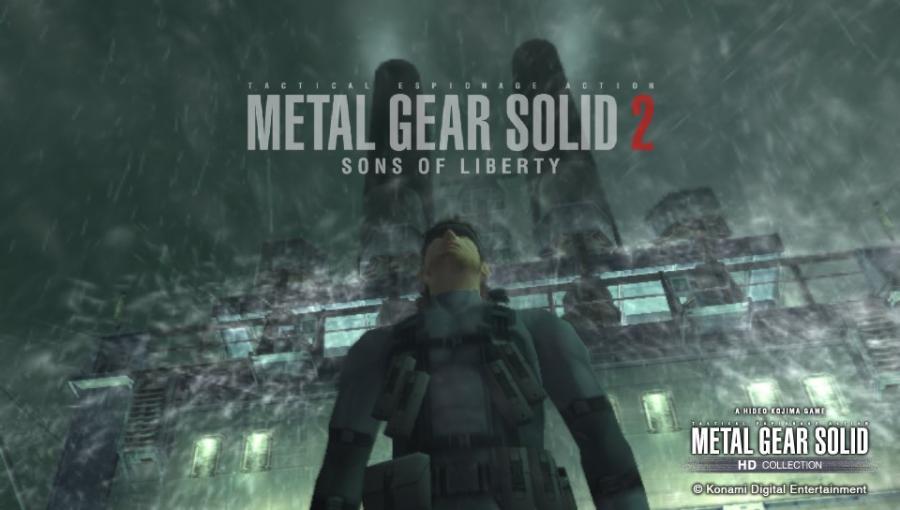 Kết quả hình ảnh cho metal gear solid sons of liberty