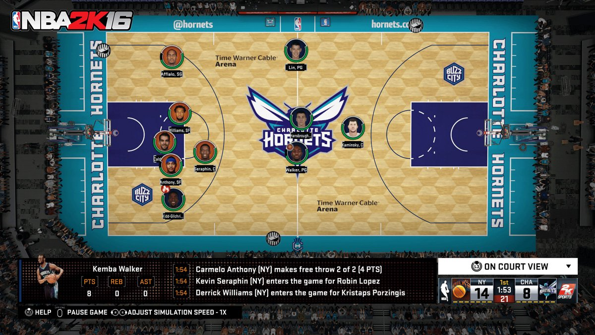 NBA 2K16's MyLEAGUE and MyGM Are Looking Mighty Fine • The ...