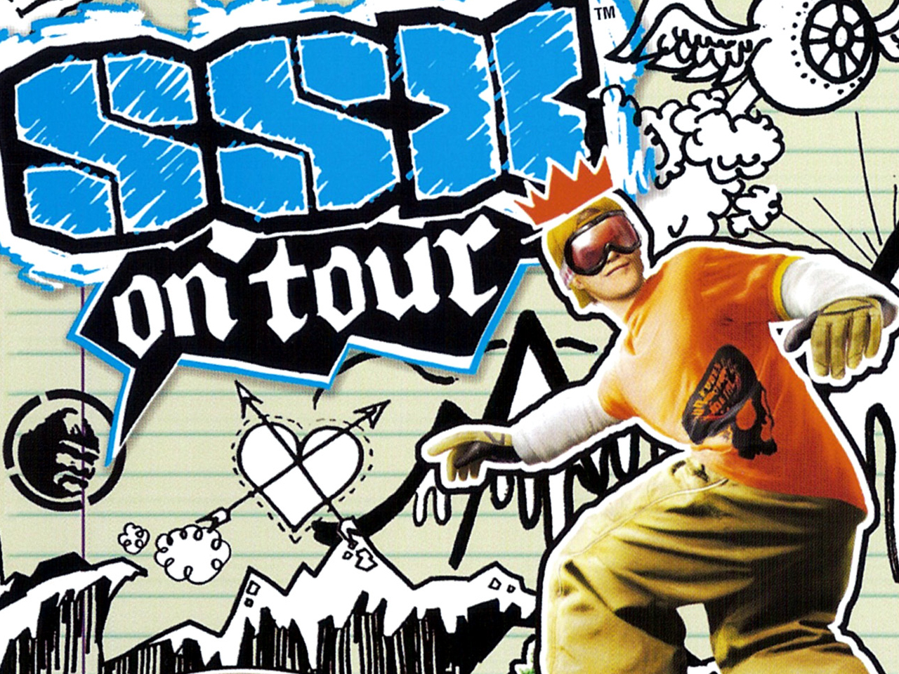 Behold the Power of Rock with SSX on Tour | Music Monday