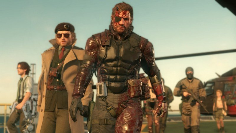 Image result for metal gear 800x450