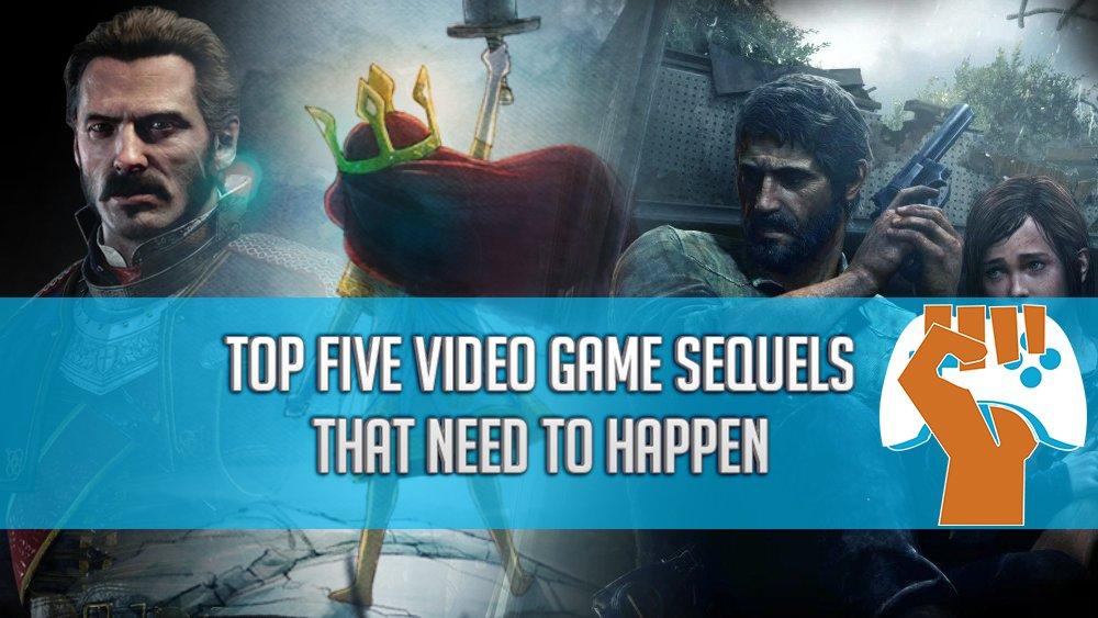 video game sequels