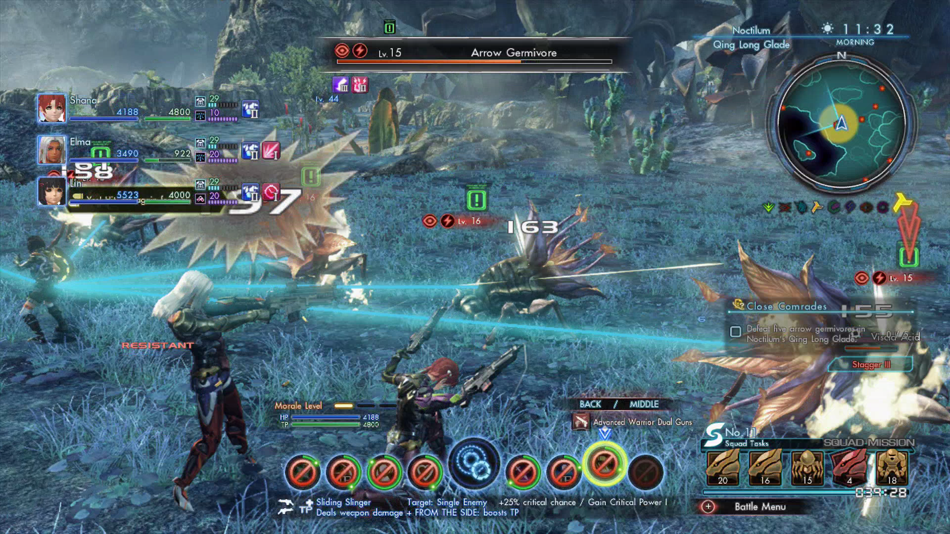 Xenoblade chronicles x review a mediocre jrpg in a aaa wrapper xenoblade chronicles x gumiabroncs Choice Image