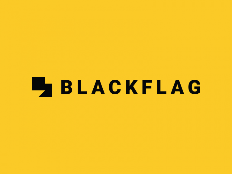 Logo of BlackFlag eSports Gaming Arena Service by Evolve Labs