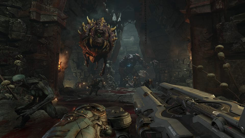 Here's What People Are Saying About DOOM