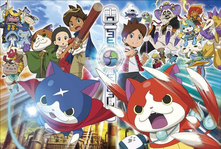 yo kai watch 2 to take on pokemon style western release