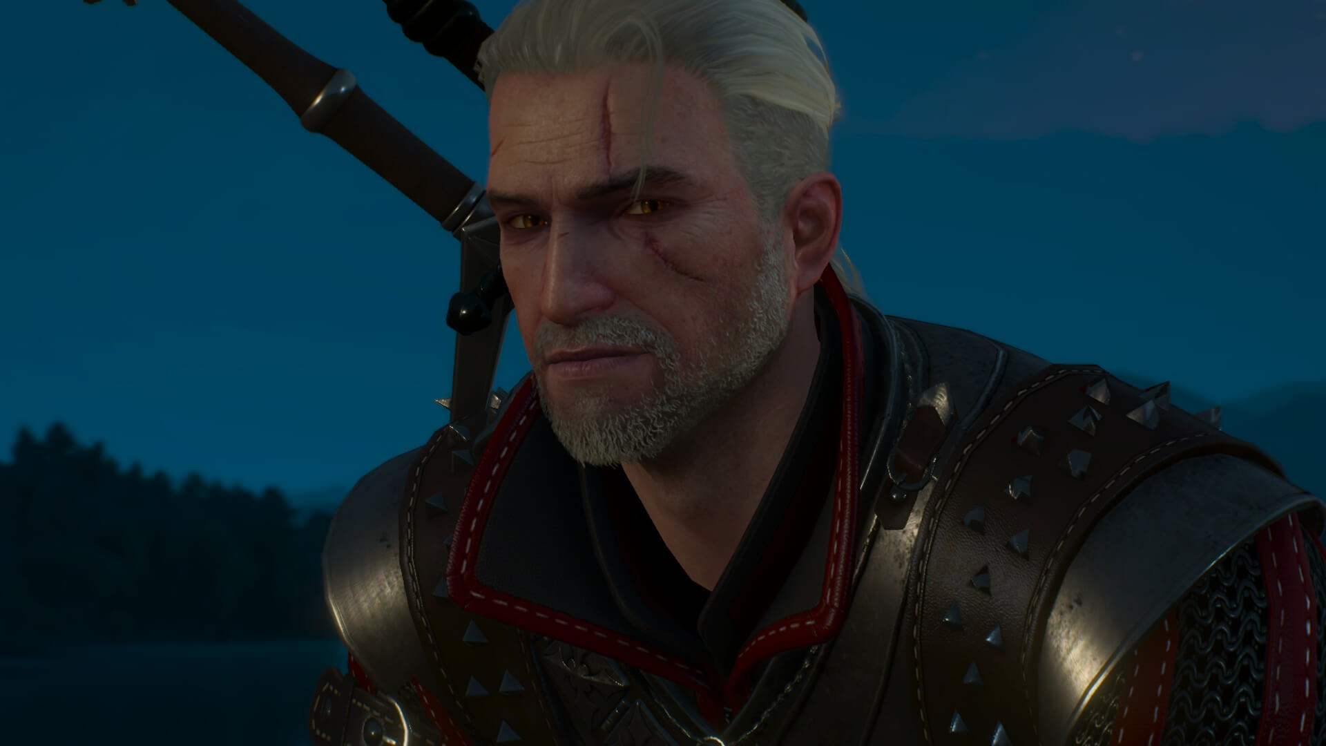 how to get endings witcher 3