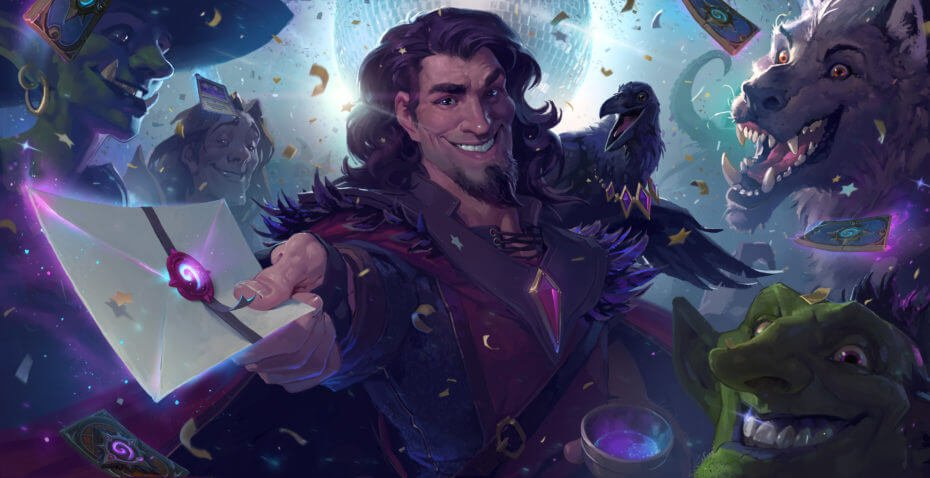One Night in Karazhan Hearthstone Expansion