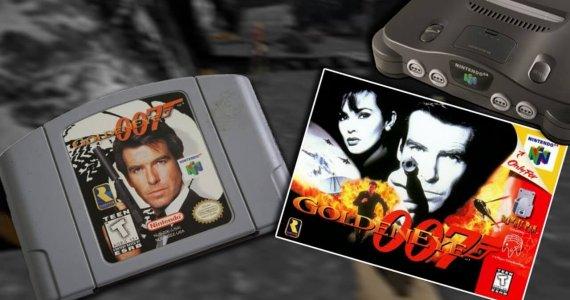 GoldenEye 007 1997 video game  Wikipedia