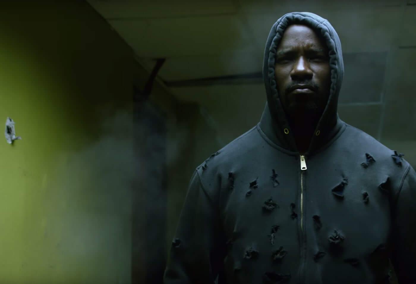 Luke Cage Netflix Michael Colter The Game Fanatics