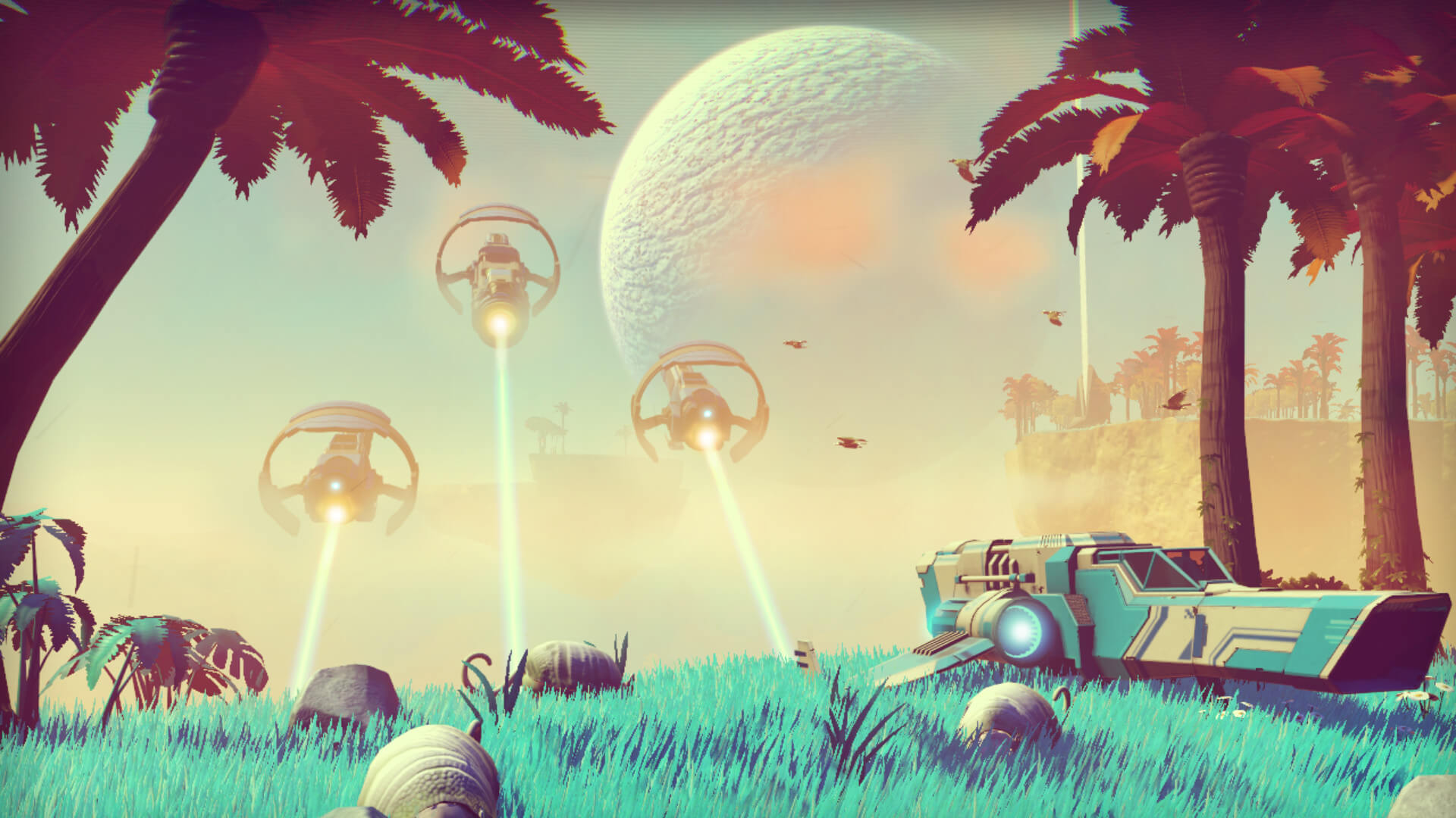 No Man's Sky Feels More Like An Experience Than A Game